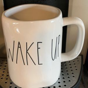 WAKE UP!! Ceramic Mug